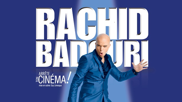 Rachid Badouri au Summum