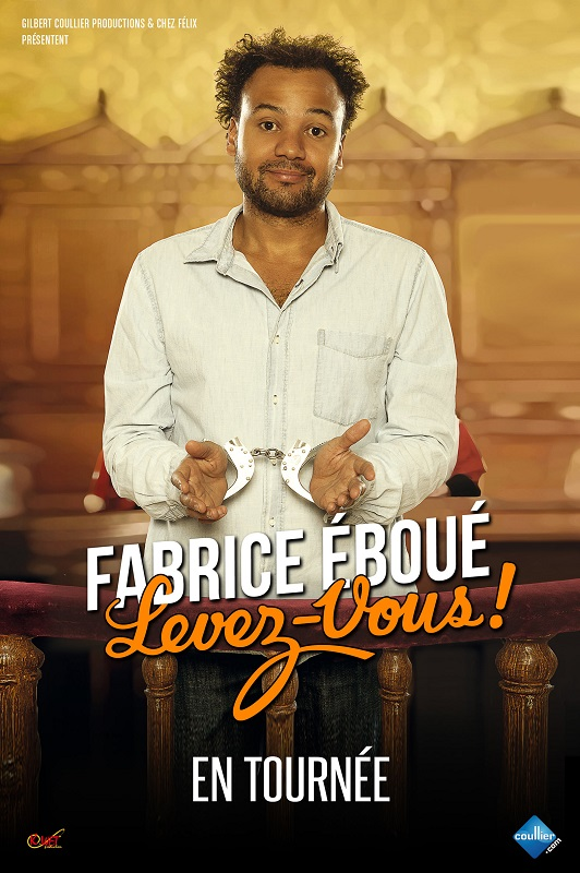 Fabrice Eboué à Grenoble