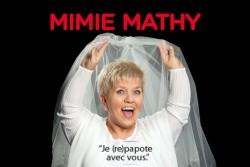 Mimie Mathy, d'Aix les Bains à Bourg Lès Valences