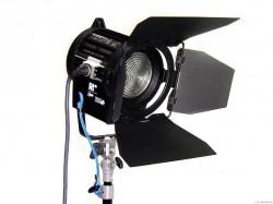 Projecteurs Fresnel ARRI 650W en parc!