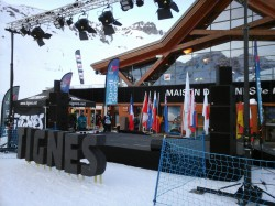 2016 IPC Alpine Skiing World Cup - Tignes
