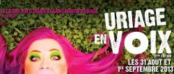 Uriage en Voix 2013