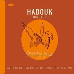 Hadouck Quartet à l'Espace paul jargot