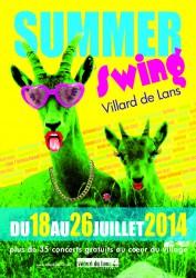 Summer Swing 2014