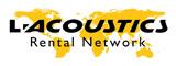 L.ACOUSTICS Rental Network